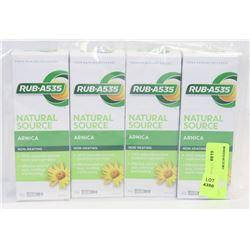 BAG OF RUB A535 NATURAL SOURCE
