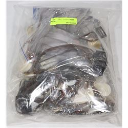 BAG OF FASHION JEWELRY