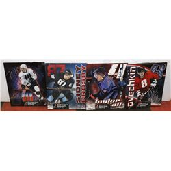 SEALED SET OF 4 NHLPA OFFICIAL