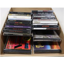LARGE ROCK CD COLLECTION