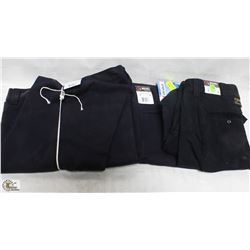 LOT OF 3 SIZE 20, 32 & 36 MENS WORK PANTS