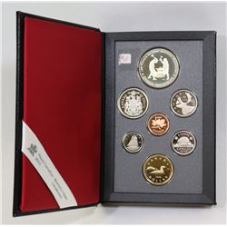 1988 CANADA DOUBLE DOLLAR UNCIRCULATED COIN SET