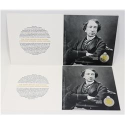 LOT OF TWO SIR JOHN A MACDONALD SPECIAL EDITION