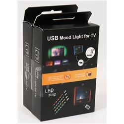 LOT OF 2 NEW TV BACK LIGHTS