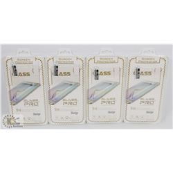 LOT OF 4 NEW! S6 EDGE SCREEN PROTECTOR