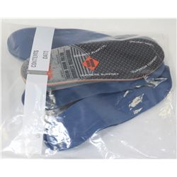 BAG OF UNUSED INSOLES
