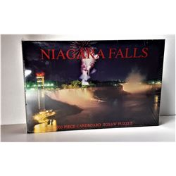 8) FACTORY SEALED NIAGRA FALLS 500 PIECE