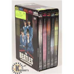BEATLES UNAUTHORIZED BIOGRAPHY 5 DVD SET