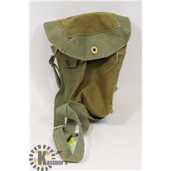 M&H COMPANY WII RADIO CARRY BAG FROM 1943.