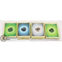 5 LARGE PACKS UNOPENED POKÉMON CARDS