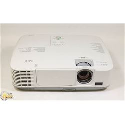 NEC 2700 LUMENS PROJECTOR/NEW BULB/HDMI