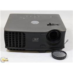 DELL 2100 LUMENS DLP PROJECTOR/NEW BULB