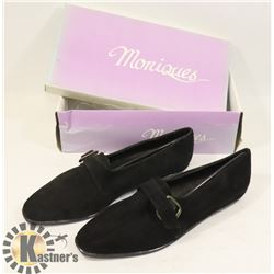 MONIQUES BLACK SZ 10 LADIES