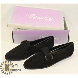 MONIQUES BLACK SZ 7 LADIES