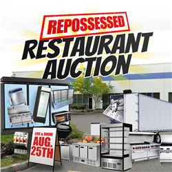 WELCOME TO KASTNER'S RING 2 REPOSSESSED RESTAURANT