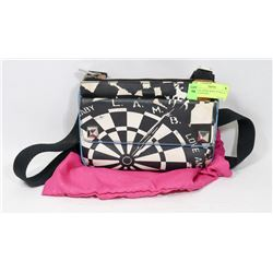 L.A.M.B. CROSS BODY PURSE BY GWEN STEFANI.
