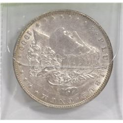 USA 1900 MORGAN SILVER DOLLAR