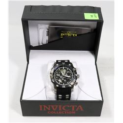 NEW INVICTA PRO DIVER CHRONOGRAPH WATCH