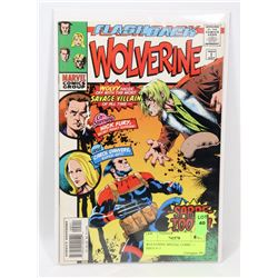 WOLVERINE SPECIAL COMIC --- ISSUE # -1