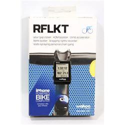 WAHOO RFLKT+ IPHONE POWERED BIKE COMPUTER