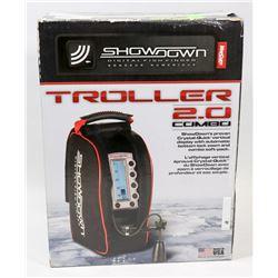 NEW SHOWDOWN DIGITAL FISHFINDER TROLLER 2.0 COMBO
