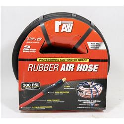 NEW 25FT CONTRACTOR AIRHOSE -