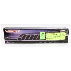 NEW VENOM 3000MAH 7 CELL FLAT PACK HIGH POWER