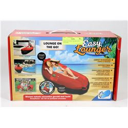 EASY LOUNGER - BLOWS UP IN SECONDS,