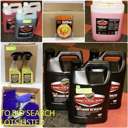 FEATURED VEHICLE DETAILING SUPPLIES