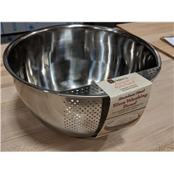 3QT STAINLESS RICE WASHING BOWL