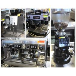 FEATURED LOTS:CAPPUCINO MACHINES FOR COFFEE LOVERS