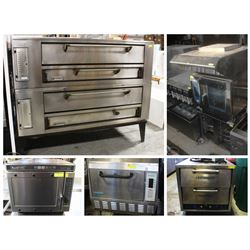 FEATURED LOTS: SPECIALTY / CONVECTION OVENS