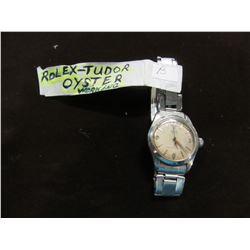ESTATE - ROLEX TUDOR OYSTER WATCH
