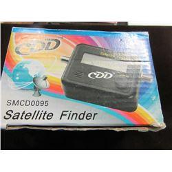 CDD SATELITE FINDER (MODEL SMCD0095) - BOX