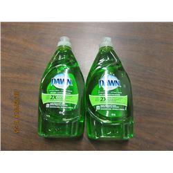 NEW - DAWN 2X DISH SOAP (2 BOTTLES)