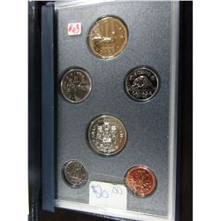1867 - 1992 DOUBLE DATE PROOF CANADA COIN SET