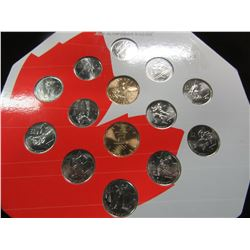 2010 VANCOUVER OLYMPIC MINT COIN SET