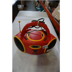 KIDS MICKEY MOUSE STEREO