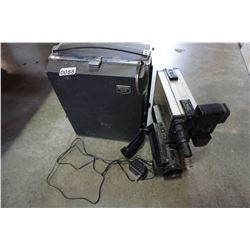 SANYO SOLID STATE STEREO AND VIDEO RECORDER
