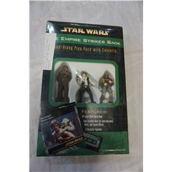 STARWARS EMPIRE STRIKES BACK READ ALONG PLAY PACK W/ CASSETTE