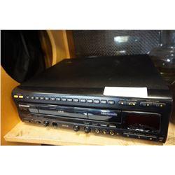 PIONEER LASER KARAOKE CD, CDV, LASER DISC PLAYER, CLD-V860