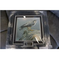 """READY IN FLIGHT"" BY ROBERT BATEMAN #25132"