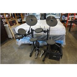ROLAND V-DRUMS TD-3 PERCUSSION SOUND MODULE ELECTRIC DRUMSET