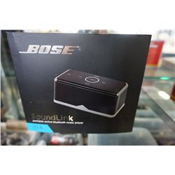 NEW BOSE SOUNDLINK BE8 PORTABLE BLUETOOTH SPEAKER - UNAUTHENTICATED