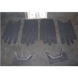 BLACK PANTHER GLOVE SET 1