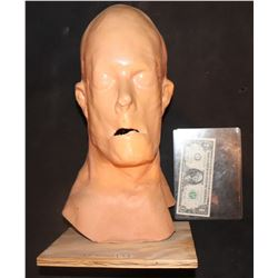 HOLLOW MAN MASK WITH UNCUT EYES KEVIN BACON