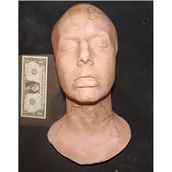 SILICONE HEAD WITH BULGING VEINS