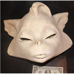 PUSSY CAT LATEX MASK FROM UN KNOWN PRODUCTION