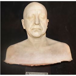 HEAD BUST FOAM FILLED LATEX FOR DISPLAY OF MASKS APPLIANCES ETC