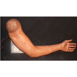 ANIMATRONIC ARM PUPPET WITH MECHANISMS ALL INTACT